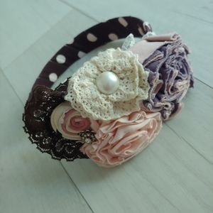 Persnickety headband